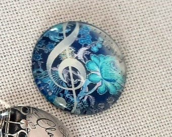 Music needle minder for cross stitching/embroidery