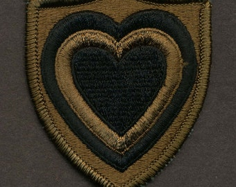 US Army 24th Corps Patch