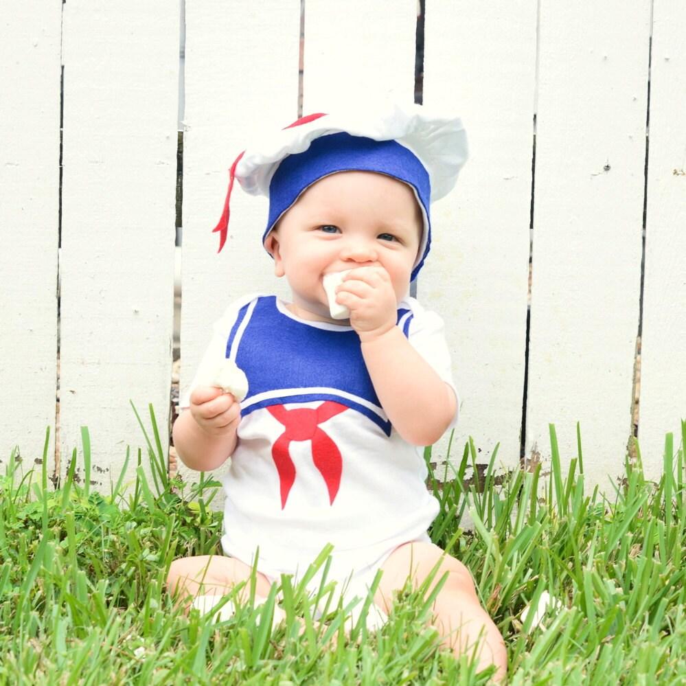 Baby Halloween Costume Toddler Halloween Costume Stay Puft