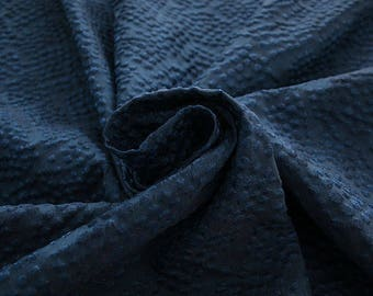 990111-047 JACQUARD-Se 36%, Ce 32%, Pl 21%, Pa 11%, Width 135 cm, made in Italy dry cleaning weight 215 gr