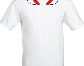 Bluetooth headset  tshirt