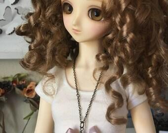 BJD Pretty Princess Bow Necklace (SD 1/3 SD13 SD16 Feeple60)