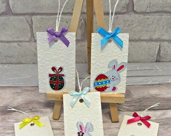 easter gift tags, easter name tags, easter egg hunt,
