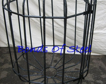 Small Bird Cage from Bonds Of Steel BDSM Mature