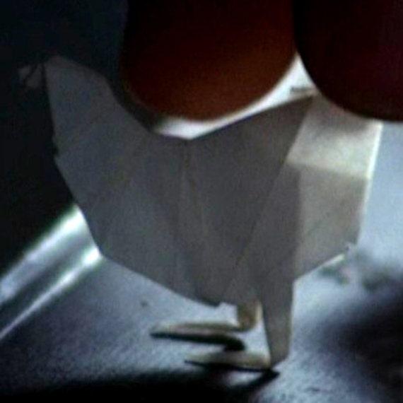 BLADE RUNNER Origami Chicken Prop 21 Scale