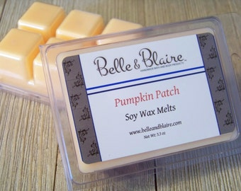 Pumpkin Patch- Soy Tarts- Scented Soy Wax