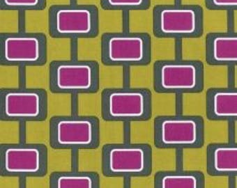Michael Miller Mod Madison Urbanista Acid fabric - 1 yard
