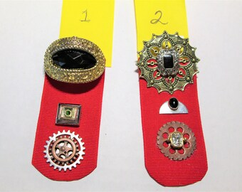 Steampunk Medals/Favours group #2