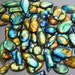 Natural Multifire LABRADORITE wholesale CABOCHON lot gemstone 500 carats top quality AA+ Labradorite Gemstone, Labradorite Cabochon lot