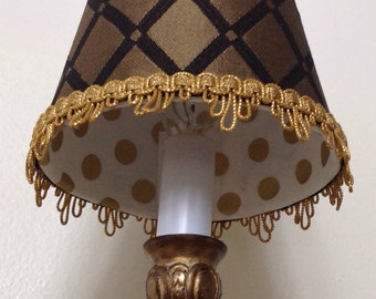Elegant Chandelier Lamp Shade, Chandelier Lampshade