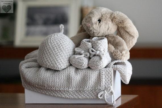 Baby Shower Gift Sets ~ Crochet pattern baby gift set 3 pack new baby crochet baby