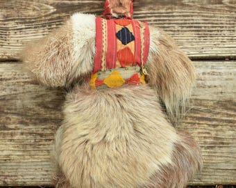 Handmade Inuit Eskimo Doll