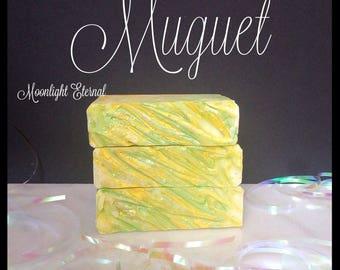 Lily of the Valley Soap - Handmade Soap - Artisan Soap - Bar Soap - Muguet Soap
