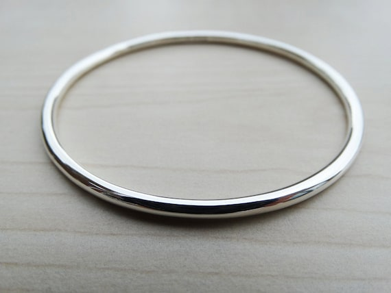 rusty bangles products bangle heavy bracelet buy sterling silver