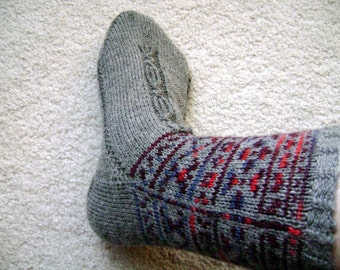Domovina Sock Pattern