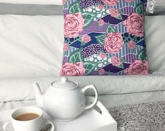 Rose Flower Pillowcase