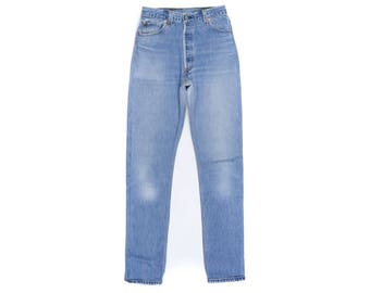 "ALL SIZES + Colors ""PIPE"" Vintage Levi high-waisted jeans"
