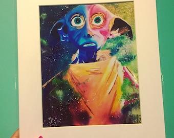 Dobby Print
