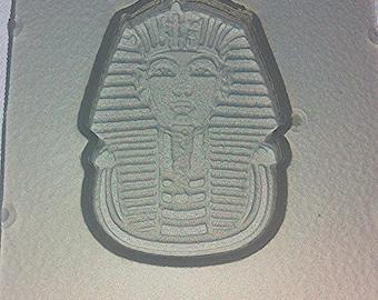 Small Resin Mold Pharaoh