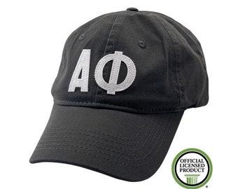 Alpha Phi - Felt Letter Hat