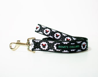 Minnie Mouse Disney Dog Lead Leash Training Matching