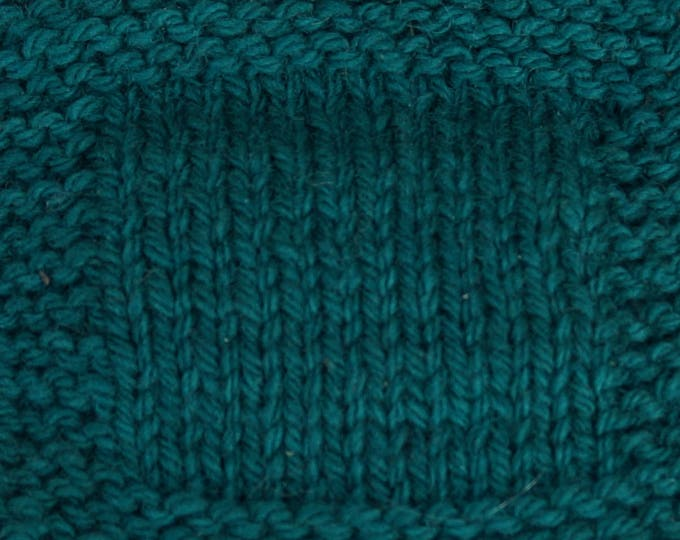 worsted weight yarn: SPRUCE worsted weightl 3 ply kettle dyed soft wool yarn from our American farm