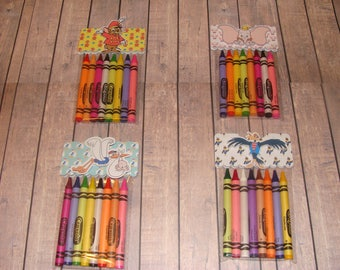 Dumbo Made To Order Crayon Favor Bags