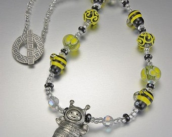 Ode to Blind Melon Necklace