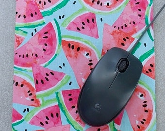 Mouse Pad Mousepad Watermelon Mouse Pad Desk Mouse Pad Watermelons Summer Office Accessory Mouse Pad for Computer