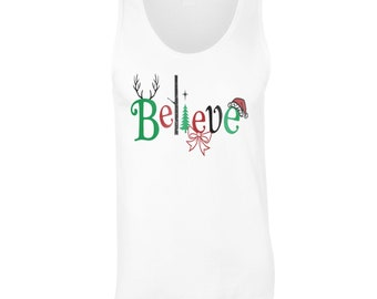 Believe and You can Achieve Men's Tank Top v967mt