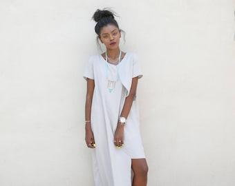 Silver dress women, Maxi dress plus size, Shift dress, Casual maxi dress, Summer maxi dress, summer shift dress, Geometric dress