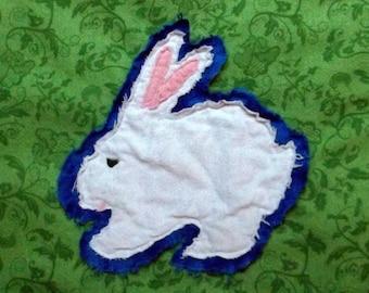 Super Duper Bunny Applique Pattern