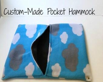 Custom Pocket Hammock for Rats