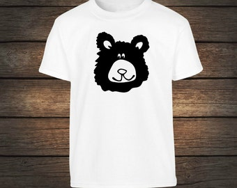 Fuzzy Bear T-shirt