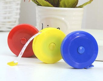 Portable Retractable Measuring Tape / Measure Tape (Sewing Supplies)