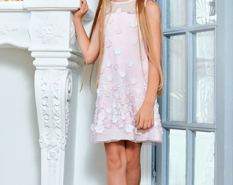 PINK Girls Special Occasion Dress