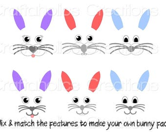 Bunny Face Features