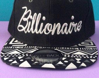 ZigZag Billionaire Hat