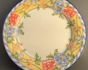 Staffordshire Georgia Dinner Plate