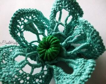 Instant Download- Romanian Point Lace Grape Stitch Bullion