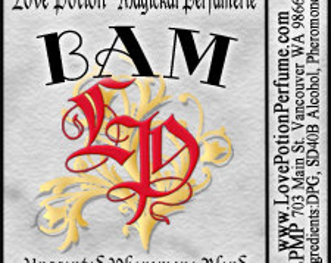 PHEROTINE! BAM for Women ~ Pheromone Blend - Limited Ed UNscented Pheromone Trials by Love Potion Magickal Perfumerie