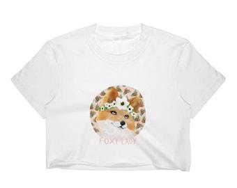 Foxy Lady crop