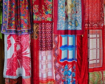 SEVEN SPANISH ANGELS - Handmade Gypsy Curtains