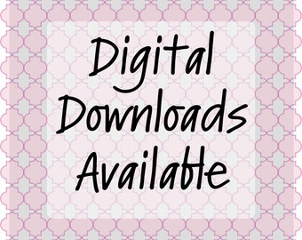 Digital Downloads; Wall Decor; Brene Brown; Maya Angelou