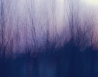 Abstract Trees Landscape Photography, Purple Haze, Abstract Art, Abstract Photography