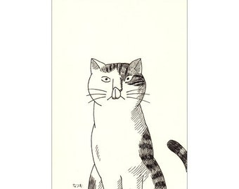 Original ACEO card - Who ate it 2