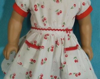 1930 Era Dress for 18 inch Dress