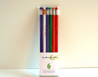 5 pencil gift sets - random assortment
