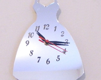 Dress Clock Mirror - 2 Sizes Available