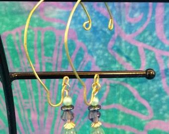 Kids non pierced dangle earrings